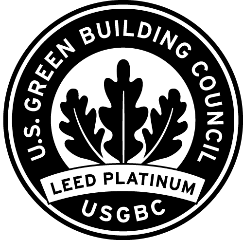 Leed certified platinum facility cristina foods inc for Benefits of leed